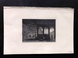 Finden works of Byron C1835 Antique Print. Campo Santo, Pisa, Italy